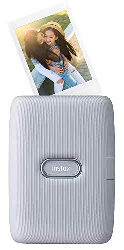 Fujifilm Instax Mini Link Smartphone Printer - Ash White