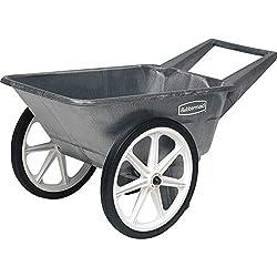 Rubbermaid Poly Farm Cart