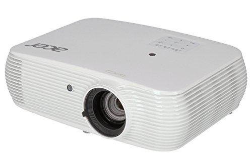 Acer Home H6512BD 3400ANSI, lumen DLP 1080p (1920 x 1080), bianco, proiettore per ufficio, videoproiettori (3400 ANSI lumen, DLP, 1080p (1920 x 1080), 16:9, 1 - 7,5 m, 16000:1)