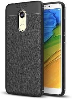 Okteq  Grain Soft TPU Case Cover cover  Xiaomi Redmi 5 -  Black