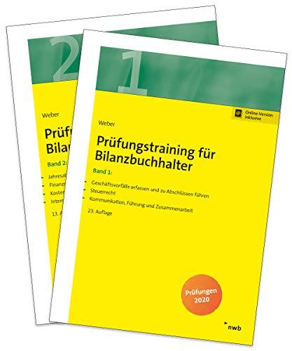 Bücherpaket Prüfungstraining für Bilanzbuchhalter (NWB Bilanzbuchhalter)
