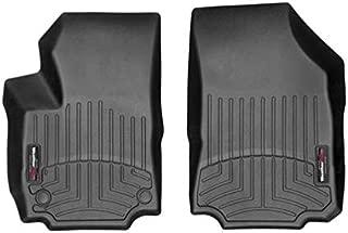 WeatherTech Custom Fit FloorLiner for Chevrolet Equinox - 1st Row (Black)
