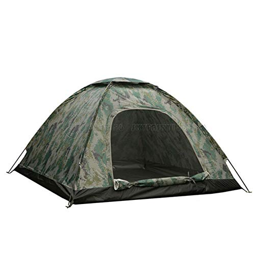 New 4 person Outdoor Camping Waterproof 4 season tent Camouflage Hiking