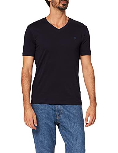 Marc O'Polo Herren B21222051018 T-Shirt, Blau (Deep Ocean 895), X-Large