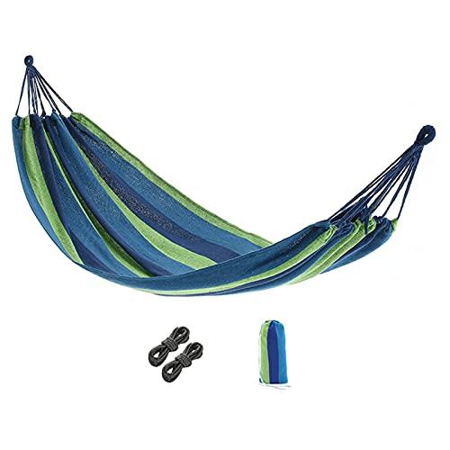 Portátil Camping Paracaídas Hamaca,Supervivencia Jardín Al Aire Libre Mueble Ocio Dormir Hamaca Viaje Doble Cama Colgante,B