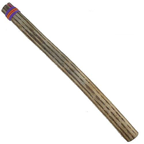チリ製 レインスティック サボテン製 民族楽器 フォルクローレ楽器 75cm
