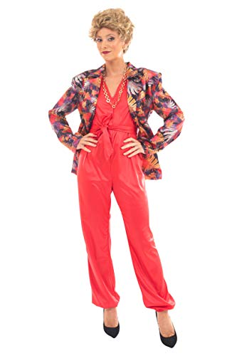 The Golden Girls Officially Licensed Blanche Adult Cosplay Costume X-Large