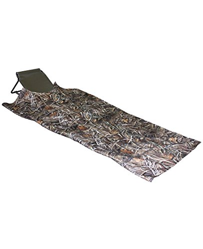 Beavertail 435 Sniper Deluxe Lay Out Blind Swamper Camo