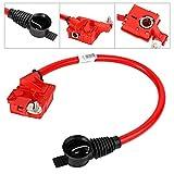 Cable positivo duradero, práctico, confiable, cable de batería, cable positivo para 528i xDrive 2012-2016, accesorios de coche