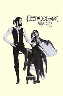 Buyartforless Fleetwood Mac Rumours 1977 36x24 Music Poster, Print, Decorative Accent, Wall Art Multi-Color