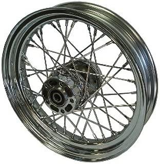KCINT 16X3 Rear Wheel for Harley Sportster XL DYNA 2000-04 SOFTAIL FLST FXST 2000-07