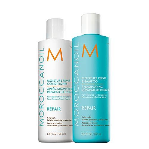 Moroccanoil Moisture Repair Shampoo and Conditioner