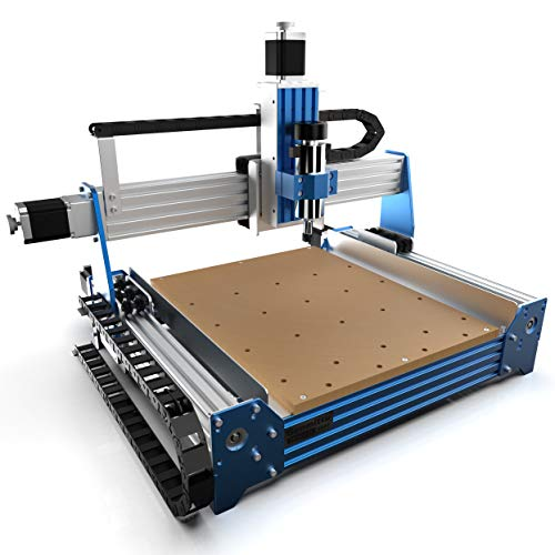 Genmitsu CNC Router Machine PROVerXL 4030 for Wood Metal Acrylic MDF Carving Arts Crafts DIY Design, 3 Axis Milling Cutting Engraving Machine, Working Area 400 x 300 x 110mm (15.7