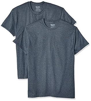 Gildan Men s DryBlend T-Shirt Style G8000 2-Pack Dark Heather 3X-Large