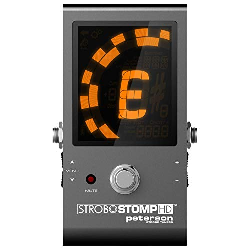 Peterson StroboStomp HD Guitar Tuner (403884)