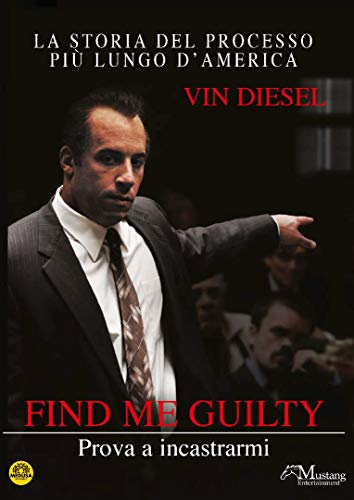 Find Me Guilty - Prova A Incastrarmi [Italia] [DVD]