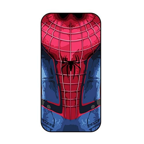 Cocomii Spider Man Armor iPhone SE/5S/5C/5 Case, Slim Thin Matte Vertical & Horizontal Kickstand Reinforced Drop Protection Fashion Bumper Cover Compatible with Apple iPhone SE/5S/5C/5 (Spider Man)