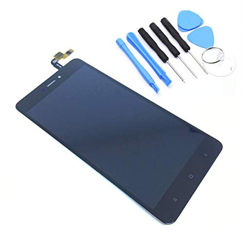Surobayuusaku For Xiaomi Redmi Note 4X Xiomi Note4X LCD Screen and ...