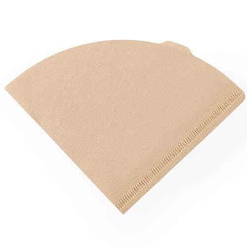 BEEM POUR OVER Papierfilter 100 Stück - Größe 2 | CLASSIC SELECTION | Spitzpapierfilter