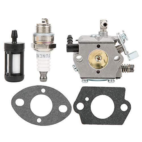 Voluxe Kit de carburador, reemplazo confiable de carburador Estable, motosierras, cortacéspedes para Motores de Uso General, Tijeras de podar