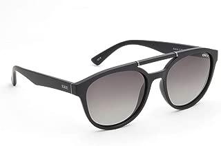 IDEE Polarized Round Men's Sunglasses - (IDS2424C1PSG 55 Green Gradient Color Lens)