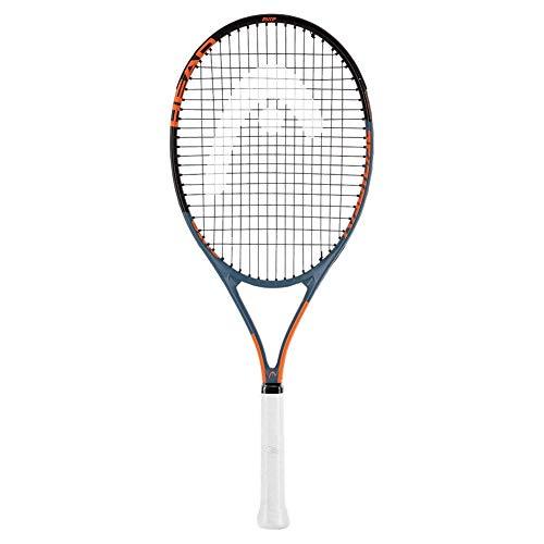 HEAD Ti. Radical Elite Tennis Racket - Pre-Strung Head Light Balance 27 Inch Racquet
