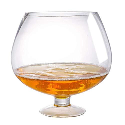 Übergroße Bierglas riesige übergroße riesige Wein Glas großes Weinglas hochfüßigen Glas großes Glas Glas Helden Tasse