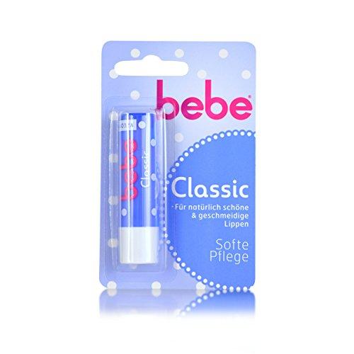 5Pack Bebe Young Care Lippenpflegestift Classic 5x 4,9g