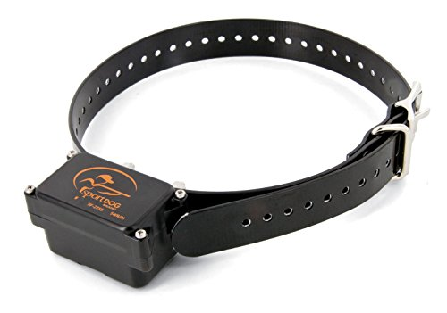 SportDOG Brand In-Ground Fence Add-A-Dog Collar - Additional, Replacement, or Extra Containment Collar - Waterproof with Tone/Vibration and Static
