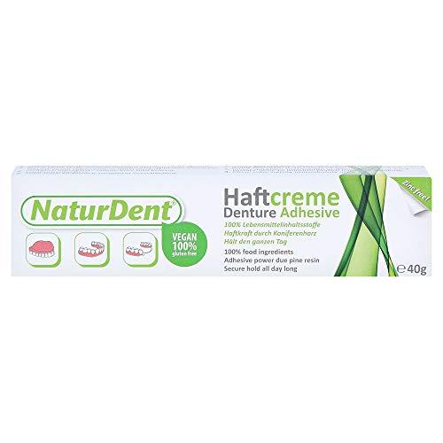 NATURDENT Haftcreme 40 Gramm