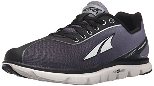 ALTRA Women's ONE 2.5 Running Shoe, Black, 10.5 M US