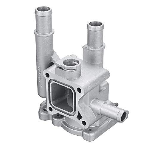 JINXL Termostato de aluminio y carcasa de metal for Chevrolet Opel Accesorios para herramientas automotrices