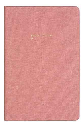 Matt Notebook | Klassisches Hardcover-Notizbuch zum Schreiben, Größe: 14 x 20 cm, A5,Punktierte Seiten, 176 Seiten, Qualitätspapier