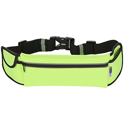 SNHNY Top Running Belt for Men + Women, Holds All...