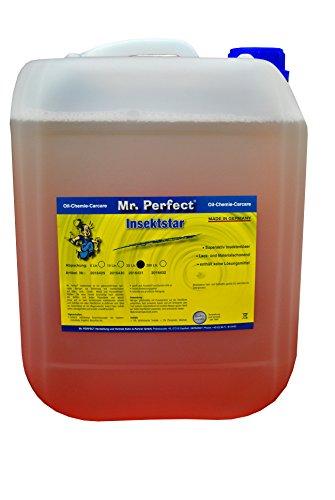 Mr. Perfect® Insektstar, 10 Liter - Insektenentferner für KFZ, Insektenreiniger für alle Lacke