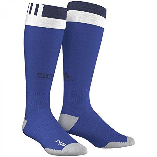 adidas Kinder FC Schalke 04 Home Socks, Bold Blue/White, 31-33