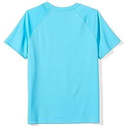 Amazon Essentials Boys' UPF 50 Swim Tee