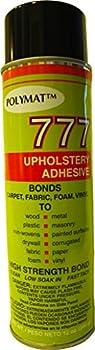 upholstery glue for cars