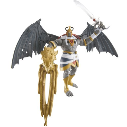Bandai – Thundercats – Mumm-Ra (Eternel Vivant) – Figurine Deluxe 10 cm (Import Royaume Uni)