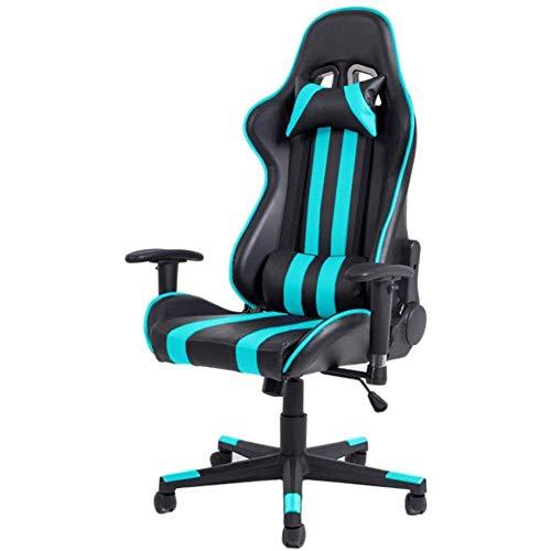 De bureaustoel van SXFYWYM kan worden gedraaid om voor comfort moderne bureaustoel te tillen.