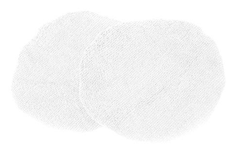 WEN 10A326 Microfiber Polishing Bonnets (2 Pack), 10