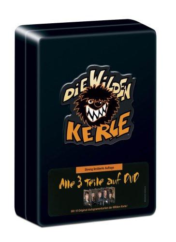 Die wilden Kerle 1-3 (Metallbox) [Limited Edition] [3 DVDs]