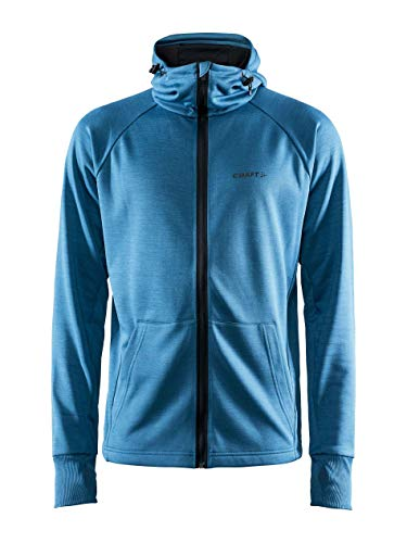 Craft Charge Tech Sweat Hood Jacket heren