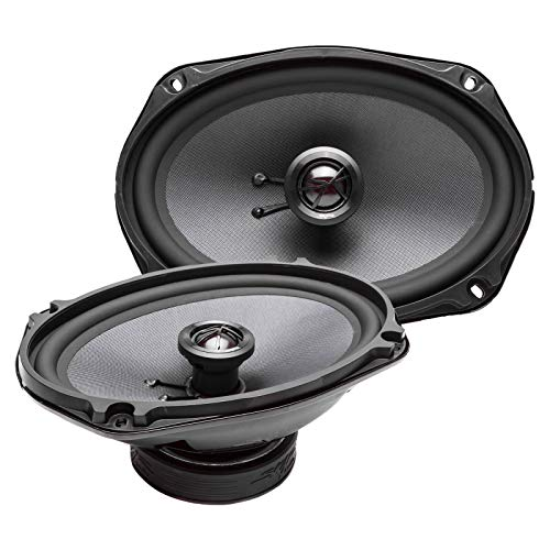 Skar Audio TX69 6' x 9' 240W 2-Way Elite Coaxial Car Speakers, Pair