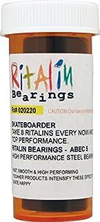 Ritalin Abec-5 Blue Bearings - Single Set