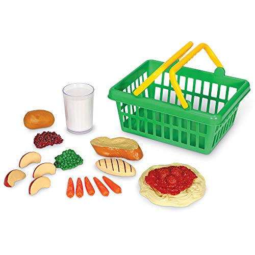 Pretend and Play Healthy Dinner Set