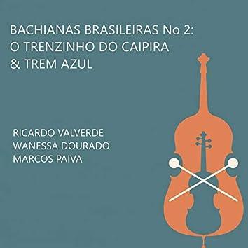 Bachianas Brasileiras No. 2: O Trenzinho do Caipira / Trem Azul