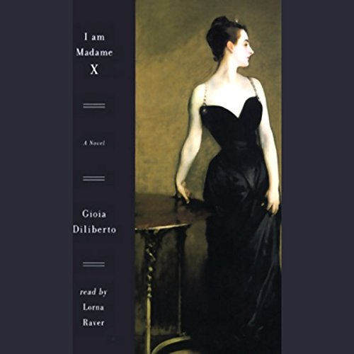 I Am Madame X audiobook cover art