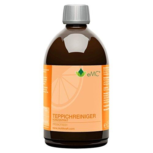 EMC Teppichreiniger Probiotisch Konzentrat (Effektive Mikroorganismen), 0,5 Liter Flasche