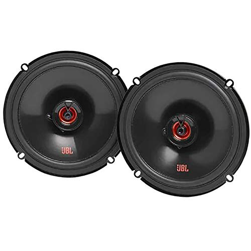 "JBL CLUB-620FAM 6-1/2"" Two-Way car Audio Speakers Shallow Mount/No Grill"